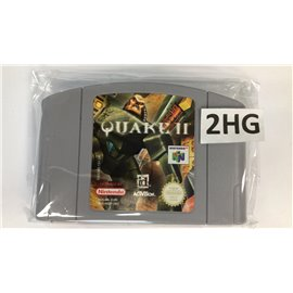 Quake II (losse cassette)