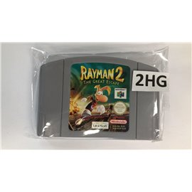 Rayman 2: The Great Escape (losse cassette)