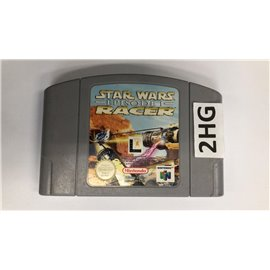 Star Wars Racer Episode 1 (losse cassette)