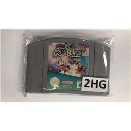 super Mario 64 (verkleurde sticker)
