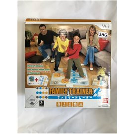 Family Trainer incl. Game Mat