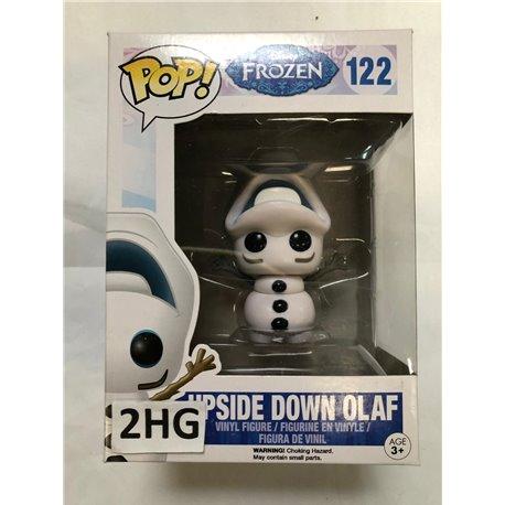 Funko Pop Disney Frozen: Upside Down Olaf