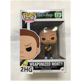 Funko Pop Rick and Morty: 173 Weaponized Morty