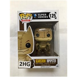 Funko Pop DC Comics Super Heroes: 125 Scarecrow Impopster