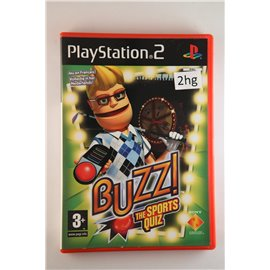 Buzz!: The Sports Quiz (CIB)