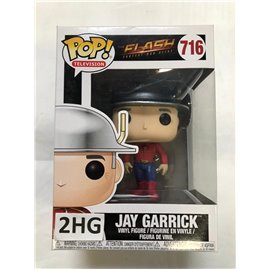 Funko Pop The Flash: 716 Jay Garrick