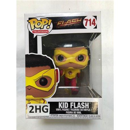 Funko Pop The Flash: 714 Kid Flash