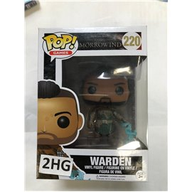 Funko Pop The Elder Scrolls Online Morrowind: 220 Warden