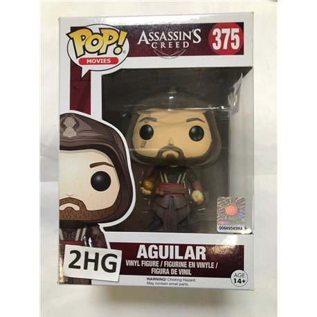 Funko Pop Assassin's Creed: 375 Aguilar