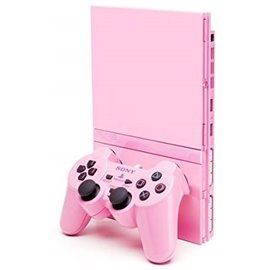 Playstation 2 Slim Roze incl. Controller