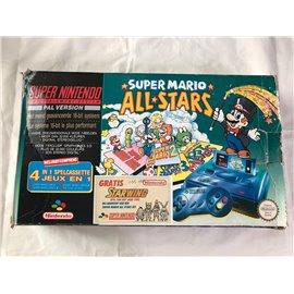 Snes Console Boxed Super Mario All Stars