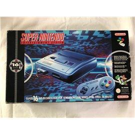 Snes Console Boxed Super Mario World