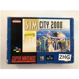 Sim City 2000 (CIB)