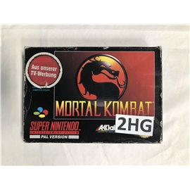 Mortal Kombat (CIB)