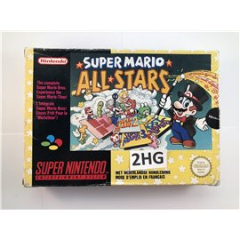 Super Mario All Stars (CIB)