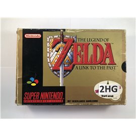 The Legend of Zelda: A Link to the Past (CIB)