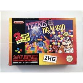 Tetris & Dr. Mario (CIB)