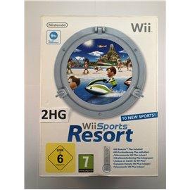 Wii Sports Resort + Zwarte Controller
