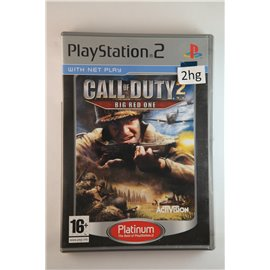 Call of Duty 2: Big Red One (Platinum)
