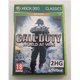Call of Duty World at War (Best Sellers)