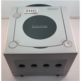 Gamecube Zilver Incl. Gameboy Player