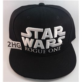 Star Wars Rogue One Cap Black