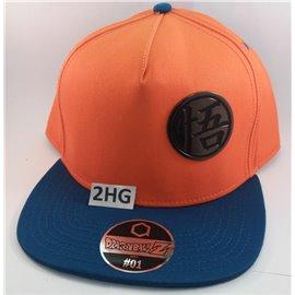 Dragon Ball Z Cap Orange
