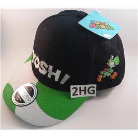 Super Mario Cap Yoshi
