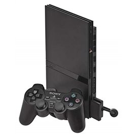 Playstation 2 Slim incl. Controller