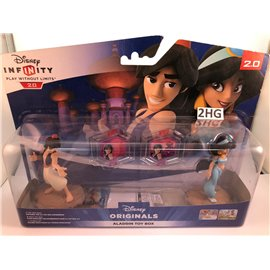 Aladdin Toy Box