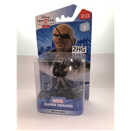 Spiderman: Nick Fury