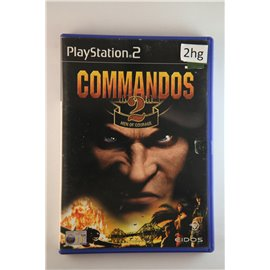 Commandos 2: Men of Courage (CIB)