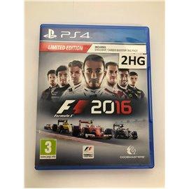 Formula 1 2016 Limited Edition