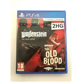 Wolfenstein The New Order & The Old Blood
