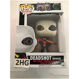 Funko Pop Suicide Squad: 106 Deadshot (Masked)