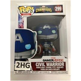 Funko Pop Marvel Contest of Champions: 299 Civil Warrior