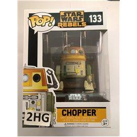 Funko Pop Star Wars Rebels: 133 Chopper