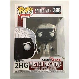 Funko Pop Marvel Spider-Man: Mister Negative
