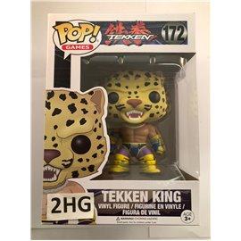 Funko Pop Tekken: 172 Tekken King