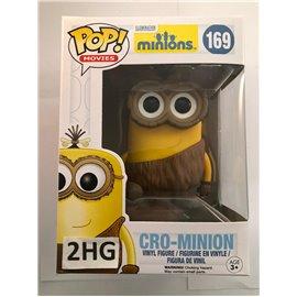 Funko Pop Minions: 169 Cro-Minion