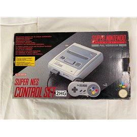 Snes Console Boxed