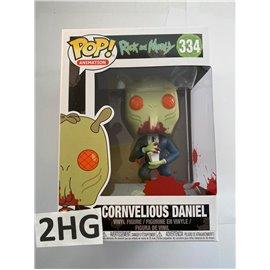 Funko Pop Rick and Morty: 334 Cornvelious Daniel