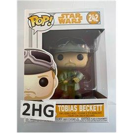 Funko Pop Star Wars: 242 Tobias Beckett