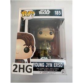 Funko Pop Star Wars: 185 Young Jyn Erso