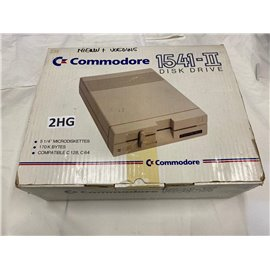 Commodore 1541-II Disk Drive in Doos