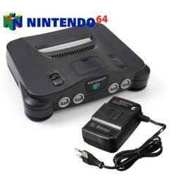 N64 Zwart