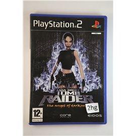 Lara Croft Tomb Raider The Angel of Darkness