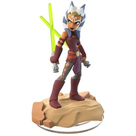 Ahsoka Tano (damaged)