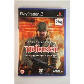 Return To The Castle Wolfenstein: Operation Resurrection