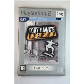 Tony Hawk's Underground (Platinum)